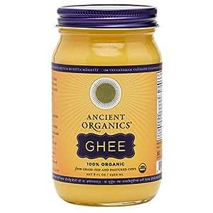 100% オーガニックギー(Ghee)バター, 8oz (海外直送品)