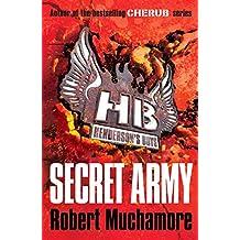 Henderson's Boys: Secret Army: Book 3