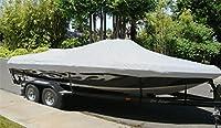 新しいボートカバーFitsトラッカーTundra 21' DC PTM O / B 2004–2005