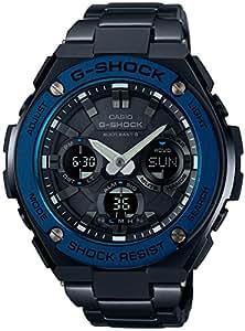 [カシオ]CASIO 腕時計 G-SHOCK G-STEEL 世界6局対応電波ソーラー GST-W110BD-1A2JF メンズ