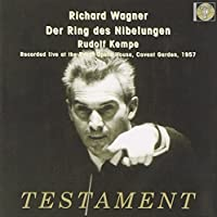 Richard Wagner: Der Ring des Nibelungen (Live at the Royal Opera House, Covent Garden, 1957) [Box Set] by Nilsson (2008-08-12)