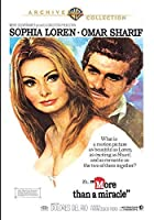 More than a Miracle (1967) by Omar Sharif