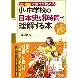 25場面で流れが読める 小・中学校の日本史を8時間で理解する本