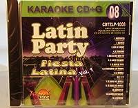 Vol. 1-Karaoke Fiesta Latina