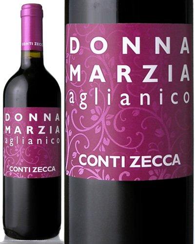 ドンナ・マルツィア・アリアニコ[2015]アジィエンダ・アグリコーラ・コンティ・ゼッカ (赤ワイン)