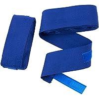 2パック180-inch Hand Wraps – Perfect for Muay Thai , MMA、ボクシング、キックボクシング、ブルー