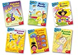 Oxford Reading Tree: Levels 3-4: Glow-worms: Pack (6 books, 1 of each title)