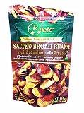 エルメス 財布 3 Packs of Salted Broad Beans, Delicious Homemade Nut Snack From Pele Brand, Selected Quality From Natural Ingredients. (No Trans Fat, No Cholesterol) (110g/ Pack)