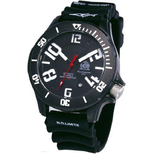 [トーチマイスター1937]Tauchmeister1937 腕時計 ドイツ製ドイツ海軍ダイバーズ深海200M防水3Dダイヤル自動巻 T0243(並行輸入品)