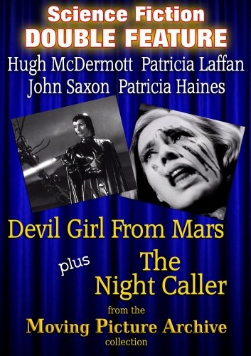 Science Fiction Double Feature - Devil Girl From Mars & The Night Caller