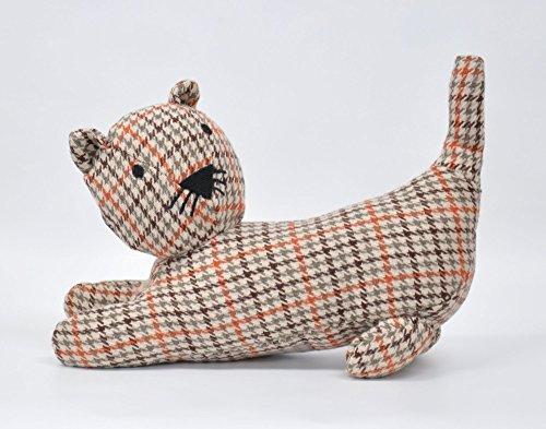 エイ・アイ・エス(AIS) アニマルストッパー ネコ 重さ2kg HIS-006 BR
