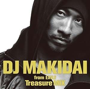 DJ MAKIDAI MIX CD Treasure MIX(初回限定盤)(DVD付)