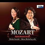 モーツァルト:ヴァイオリン・ソナタ集 Vol. 1