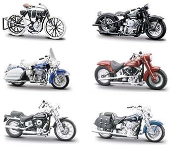 HARLEY-DAVIDSON MOTORCYCLES PART.3  1BOX