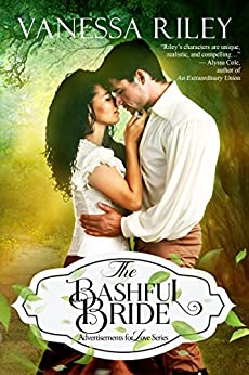 The Bashful Bride (Advertisements for Love) by [Riley, Vanessa]