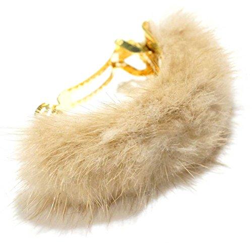 [해외]OVER RAG 래빗 퍼 발레타 래빗 퍼 퍼 발레타 헤어 액세서리에 아아쿠세 액세서리 머리 장식 고무 키즈 소녀 리본 봉봉 2017/OVER RAG Rabbit fur valetta rabbit fur fur to Valletta hair accessories Akakse accessory hair ornament rubber kids ...