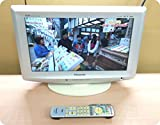 Panasonic 17型 ハイビジョン 液晶テレビ TH-L17X10PS リモコン付属 地デジ・BS/CS対応 IPSパネル 中古テレビ