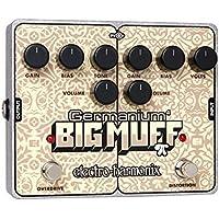electro-harmonix エレクトロハーモニクス エフェクター オーバードライブ/ディストーション Germanium 4 Big Muff Pi 【国内正規品】