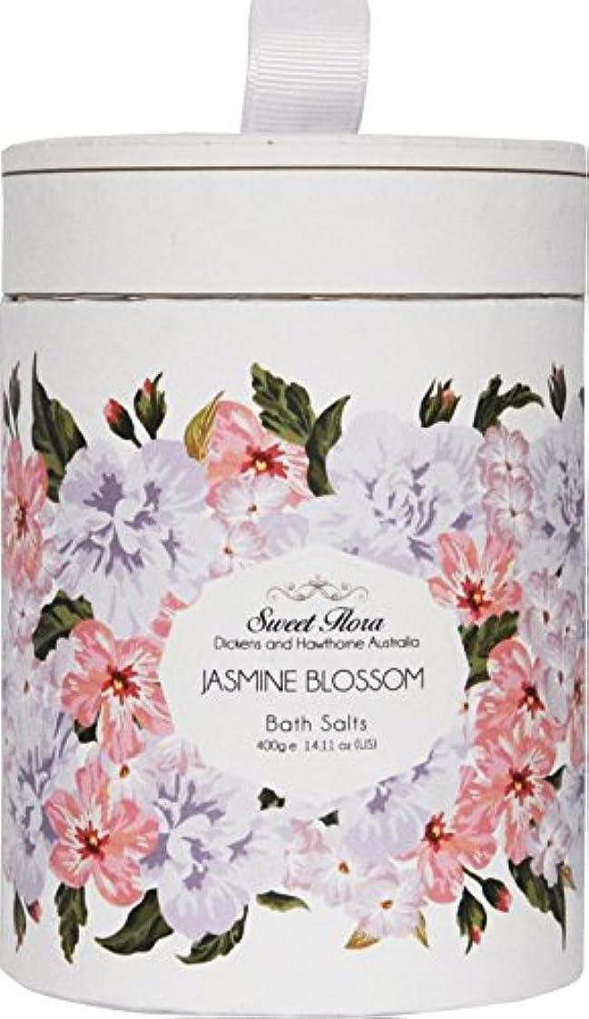 サージ悪意フルートSweet Flora スウィートフローラ Bath Salt バスソルト Jasmine Blossom ジャスミンブロッサム
