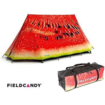 Field Candy (フィールドキャンディー) スイカ柄テント2~3人用 オリジナルエクスプローラー/アウトドア/What a Melon [並行輸入品]
