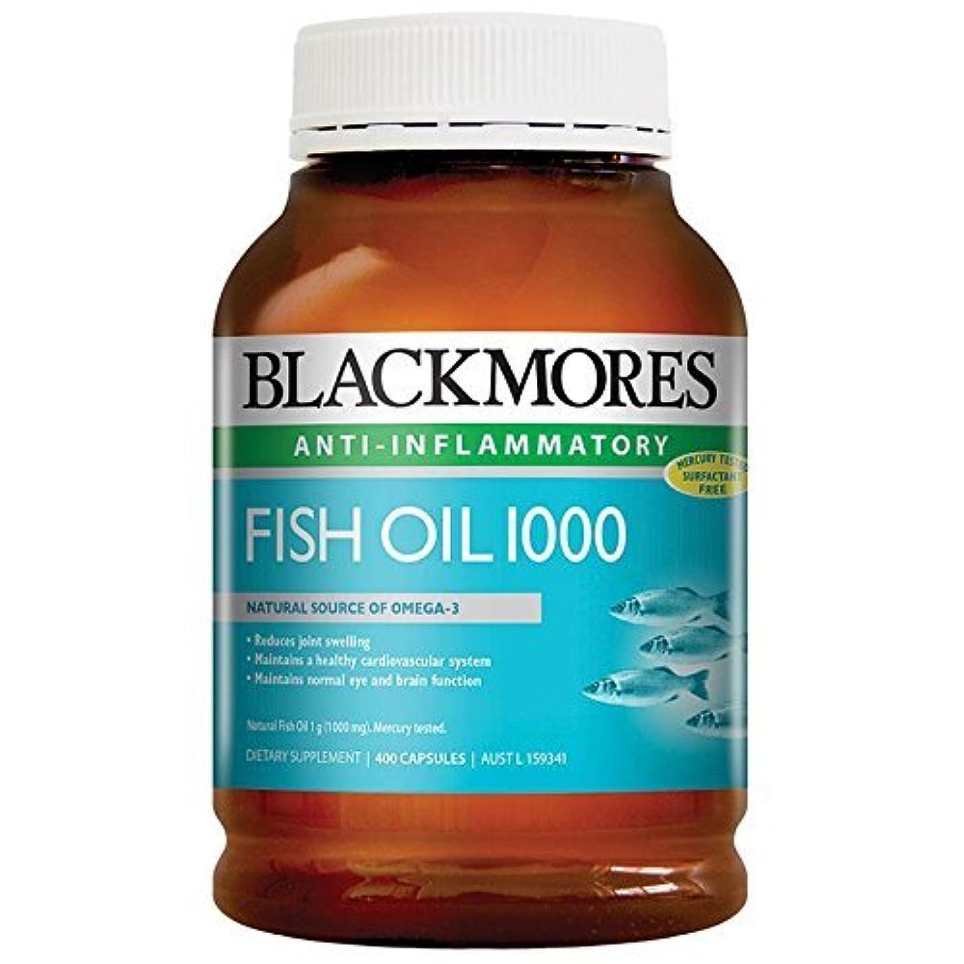 年金受給者アンビエントしてはいけませんBlackmores Fish Oil 400 Caps 1000 Omega3 Dha, EPA Fatty Acids with 1pcs Chinese Knot Gift by Blackmores LTD