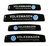 Volkswagen VW フォルクスワーゲン ドアプロテクター ドアガード キズ防止 4枚セット