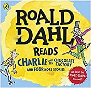 The Roald Dahl Audio Collection: Includes Charlie and the Chocolate Factory, James and the Giant Peach, Fantas