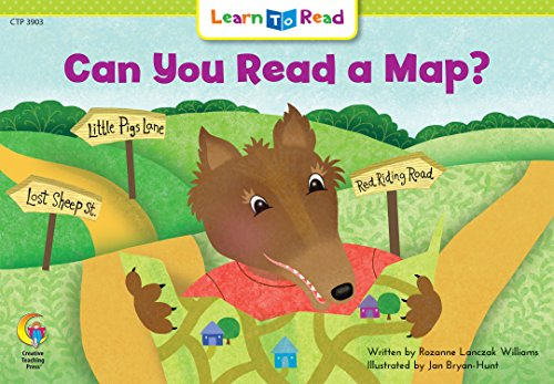 Can You Read A Map? (Social Studies Learn to Read)の詳細を見る