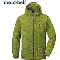 mont-bell (モンベル) メンズ ウインドブレーカー ジャケット ウインドブラストプリントパーカ Men's 1103264 CYL シトロンイエロー CYL L