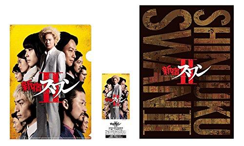 【Amazon.co.jp限定】「新宿スワンII」劇場前売券 (オリジナルA4クリアファイル+非売品プレス付き)の詳細を見る