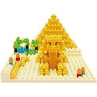 ナノブロック ギザの大ピラミッド