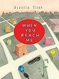 When You Reach Me (Thorndike Press Large Print Literacy Bridge Series)