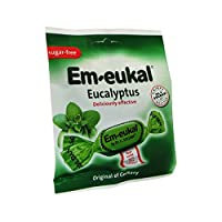 Em-eukal Drops Eucalyptus Without Sugar 50g [並行輸入品]