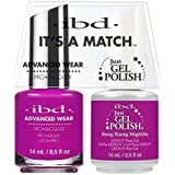 ibd - It's A Match -Duo Pack- Destination Collection - Hong Kong Highlife - 14 mL / 0.5 oz Each