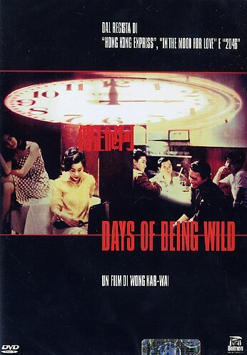 Days Of Being Wild [Import italien]