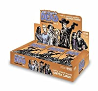 Walking Dead Comic Trading Cards Series 2 Display Box of 24 Packs [並行輸入品]
