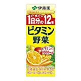 伊藤園 ビタミン野菜 (紙パック) 200ml×24本