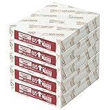 プラス コピー用紙 B5 2500枚 ホワイト 500枚×5冊 56-002×5