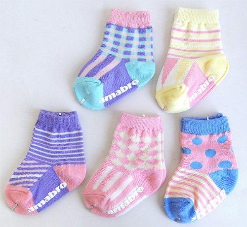 amabro アマブロ BAB SOCKS ( 靴下/9~14...