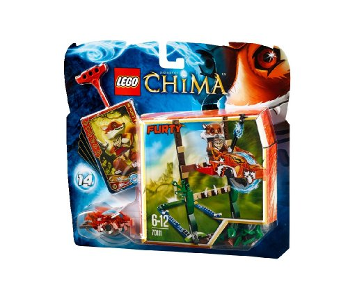 レゴ チーマ スワンプ・ハイジャンプ 70111