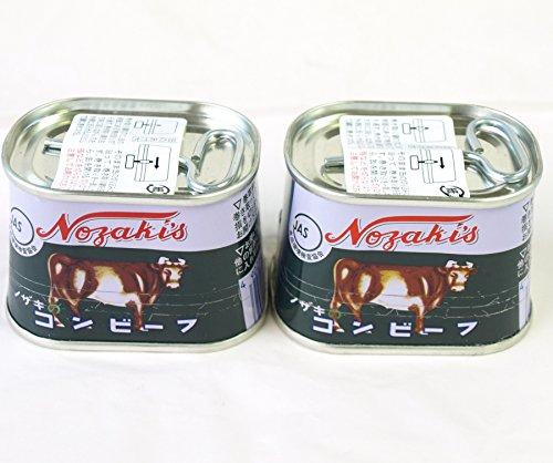 ノザキ コンビーフ 100g 2個