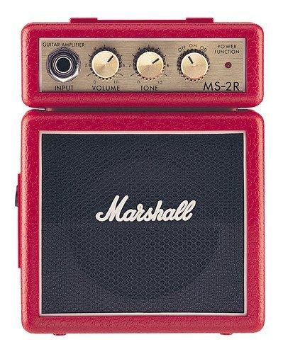 Marshall Mini Stack Series MS-2R Micro Guitar Amplifier [並行輸入品]