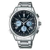 [セイコー ドルチェ]SEIKO DOLCE 腕時計 フライトエキスパート ソーラー 電波 クロノグラフ チタン SADA031 メンズ[国内正規品]