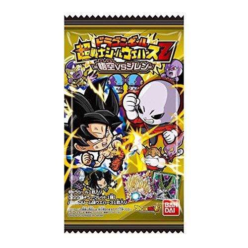 (仮)ドラゴンボール 超戦士シールウエハースZ 第7弾 20個入り 食玩・ウエハース (ドラゴンボール超)