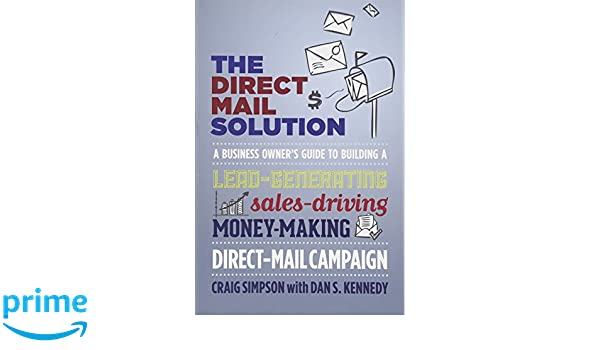 amazon the direct mail solution a business owner s guide to
