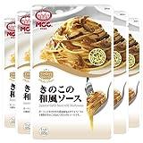 エム・シーシー食品 きのこの和風ソース 105g×5袋