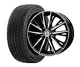 サマータイヤ・ホイール 1本セット 16インチ お勧め輸入タイヤ 165/45R16 + ANHELO CORAZON(アネーロコラソン)