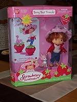 Strawberry Shortcake Berry Best Friends Strawberry Shortcake with Custard 2002