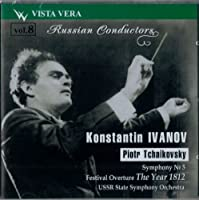 Russian conductors. Vol. 8 Konstantin Ivanov. Piotr Tchaikovsky (1840-1893) Symphony No. 5 e-moll