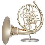 SUNRISE SOUND HOUSE サンライズサウンドハウス ミニチュア楽器 フレンチホルン 1/4 ゴールド